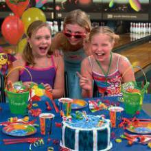 Birthday Party Packages at Valley Center Bowl