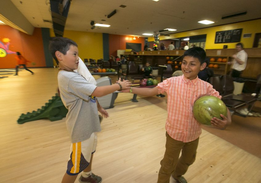 Clubs creates friends at Valley Center Bowl