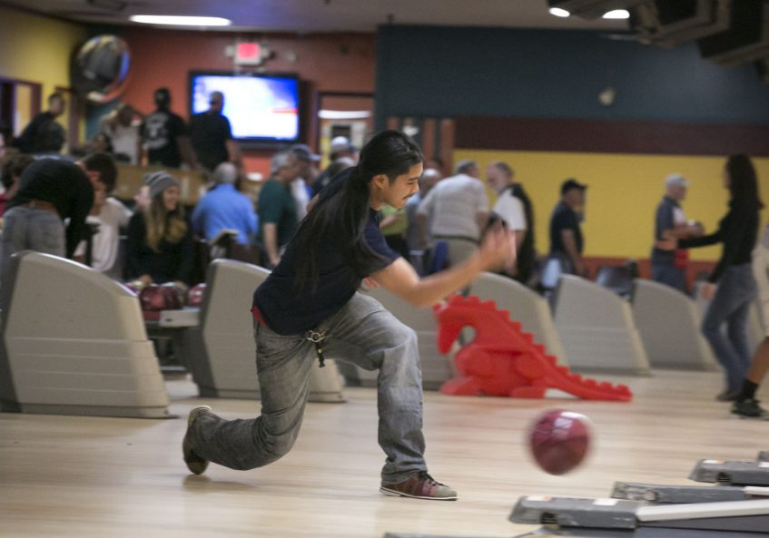 Youth Bowling Salinas, CA